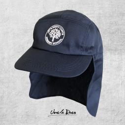 NAVY/WHITE LETS PARTY LEGIONNAIRES HAT