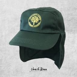 GREEN LETS PARTY LEGIONNAIRES HAT