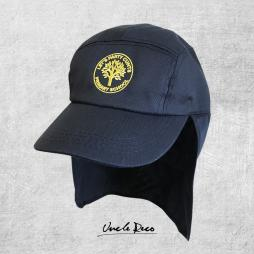 BLUE/YELLOW LETS PARTY LEGIONNAIRES HAT