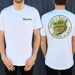 OGRE FRONT AND BACK TEE