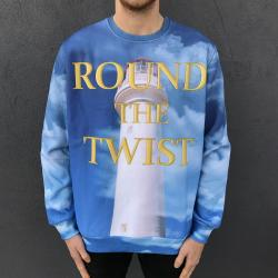FULL PRINT ROUND THE TWIST CREW