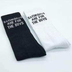 2 PACK SATURDAYS SOCKS