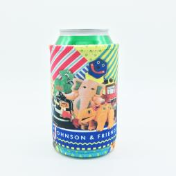 JOHNSON PATCHWORK STUBBY HOLDER