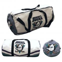 QUACK WHITE DUFFLE BAG
