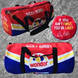 RICKY BOBBY DUFFLE BAG TN
