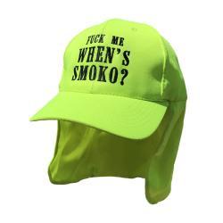 HI-VIS WHENS SMOKO LEGIONNAIRES HAT