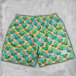 LETS PARTY SWIM SHORTS