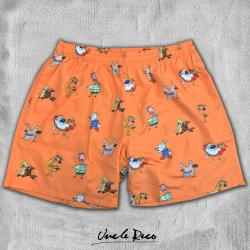 90S KID SWIM SHORTS