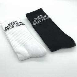 2 PACK OF GREAT AGAIN SOCKS
