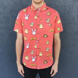 ARTHUR BUTTON UP SHIRT