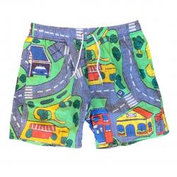 PLAY MAT BEACH SHORTS