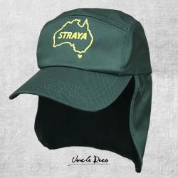 STRAYA LEGIONNAIRES HAT BOTTLE GREEN