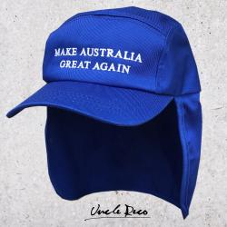 TRUE BLUE GREAT AGAIN LEGIONNAIRES HAT