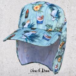 COCKATOO LEGIONNAIRES HAT