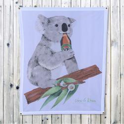 KOALA WALL HANGING 800 X 1000MM