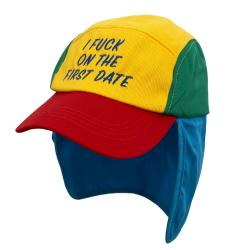 FIRST DATE LEGIONNAIRES HAT MULTI COLOURED
