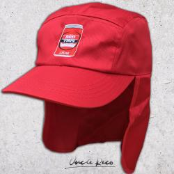 RED TINS LEGIONNAIRES HAT