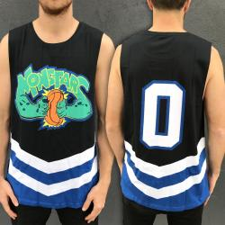 MONSTARS FULL PRINT TANK