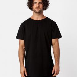 CLASSIC BLACK TEE