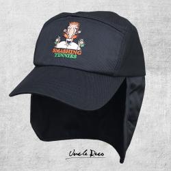 BLACK TINNIES LEGIONNAIRES HAT