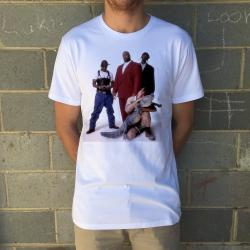DEATH ROW WHITE TEE