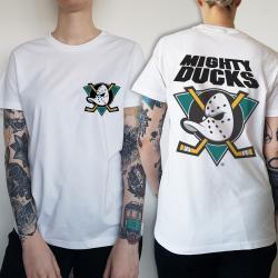WOMENS FRONT AND BACK QUACK TEE