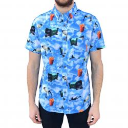IBIS BUTTON UP PARTY SHIRT
