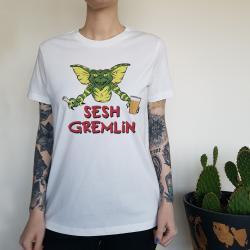 WOMENS SESH GREMLIN TEE