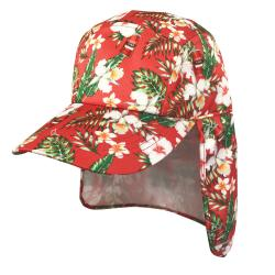 RED TINS HAWAIIAN LEGIONNAIRES HAT