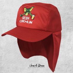 SESH GREMLIN RED LEGIONNAIRES HAT