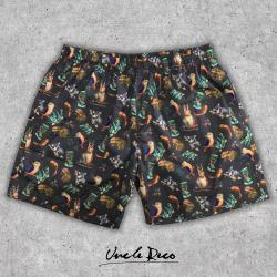 THE NATIVE SWIM SHORTS