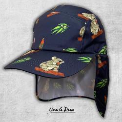 CHARCOAL KOALA LEGIONNAIRES HAT