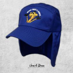 JUNKIE BLUE LEGIONNAIRES HAT