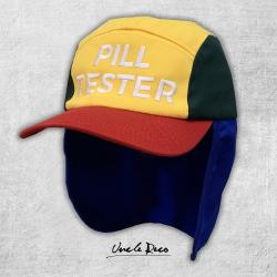 PILL TESTER MULTI COLOUR LEGIONNAIRES HAT