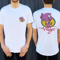 WIDGET FRONT AND BACK TEE