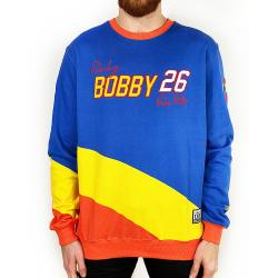 FULL PRINT BOBBY NASCAR CREW WITH EMBROIDERY DETAIL