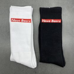NOSE BEERS 2 PACK OF SOCKS