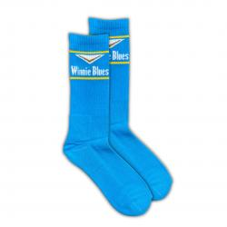 WINNIES BLUE SOCKS