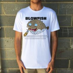 BLOWFISH WHITE TEE