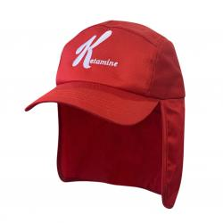 KETAMINE RED LEGIONNAIRES HAT
