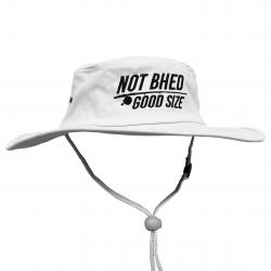 NOT BHED WIDE BRIM HAT NATURAL