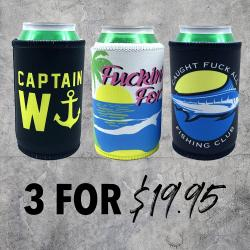 RECO'S RESORT STUBBY HOLDER COMBO