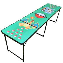 BATTLE FOLDING BEER PONG TABLE