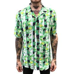 WIZARDS RAYON VACATION SHIRT