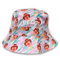 MELTED ICE CREAM BUCKET HAT