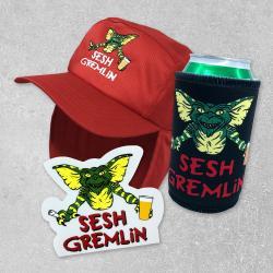 SESH GREMLIN KRIS KRINGLE COMBO