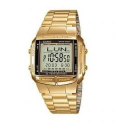 GOLD DATA BANK ILLUMINATOR WATCH
