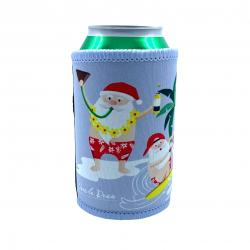 HAWAIIAN SANTA STUBBY HOLDER