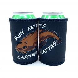CATCHIN FLATTIES STUBBY HOLDER