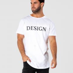 DESIGN WHITE TEE